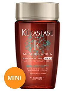 Aura Botanica Bain Micellaire Riche Mini 80ml