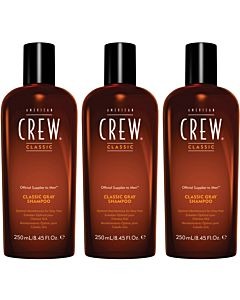 Classic Gray Shampoo 3 stuks