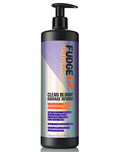 Clean Blonde Damage Rewind Violet-Toning Conditioner 1000 ml