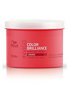 Invigo Color Brilliance Mask dik haar 500 ml