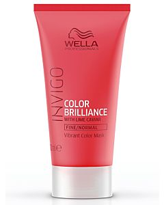 Invigo Color Brilliance Mask fijn en normaal haar 30 ml