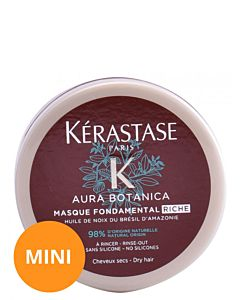 Aura Botanica Masque Fondamental Riche Mini 75ml