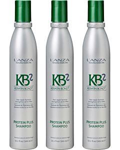 Protein Plus Shampoo 300 ml 3 stuks