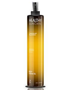 Suncare body cream oil 250 ML