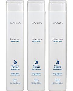 Tamanu Cream Shampoo 300 ml 3 stuks