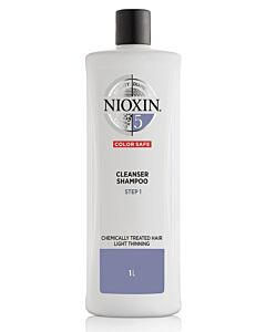 Cleanser System 5 1000 ml incl. pomp