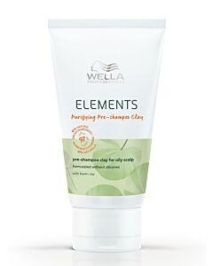Elements Purifying Pre-Shampoo Clay 70ml