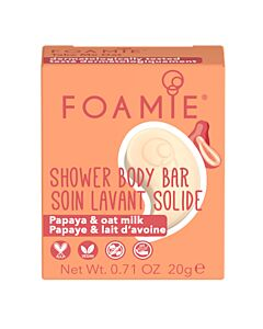 Foamie MINI  Body Bar Oat to Be Smooth Travel Size
