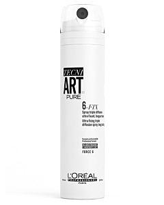 Tecni Art 6-Fix Triple Diffusion Spray 250ml