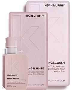 Angel Combi Deal Shampoo & Conditioner & masque treatment