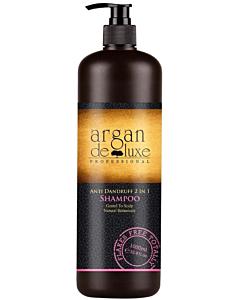 Argan de Luxe Anti-Dandruff 2 in 1 Shampoo 1000ml