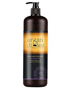 Argan De Luxe Hair Loss Control Shampoo 1000ml incl. pomp