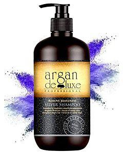 Argan De Luxe Remove Brassiness Silver Shampoo 300ml