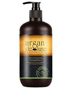 Argan De Luxe Soft Smooth Shampoo 300ml