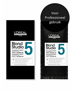 Blond Studio Majimeches Highlight Cream Step 2 6x25g