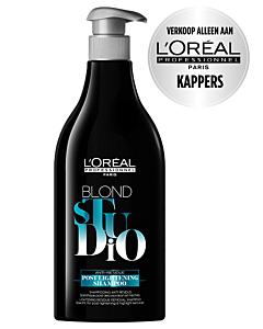 Blond Studio Post Lightening Shampoo 500ml