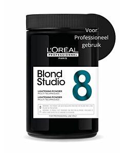 Blond Studio Multi-Techniques 8 Powder