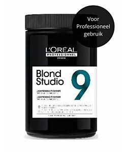 Blond Studio Multi Techniques Powder 9