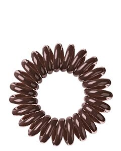 Spiradelic Haarelastiekjes - Bruin