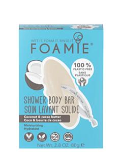 Foamie Body Bar Shake Your Coconuts