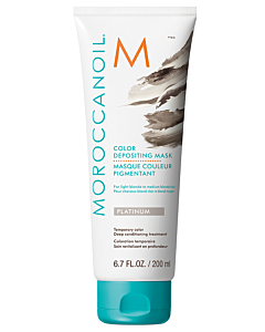 Moroccanoil Platinum Depositing Mask 200ml