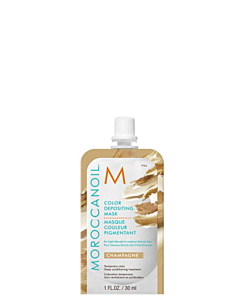 Moroccanoil Champagne Depositing Mask 30ml