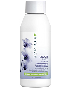Colorlast Purple Shampoo 50ml