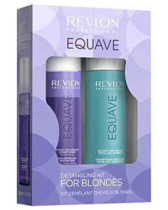Equave Duo Pack For Blondes Shampoo & Conditioner