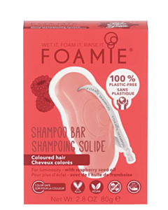 Foamie Body Bar Cherry Kiss