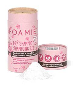 Foamie Dry Shampoo Berry Brunette (for brunette/dark hair) ACTIE