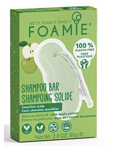 Foamie Shampoo Bar An Apple A Day (for sensitive scalp)