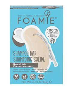 Shampoo Bar Shake your Coconuts (for normal hair)