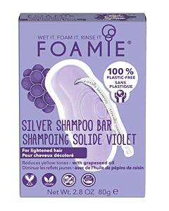 Foamie Shampoo Bar Silver Linings (for blonde hair)