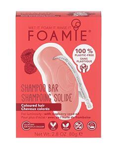 Shampoo Bar The Berry Best (color protect shampoo)