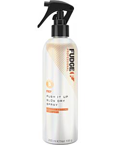 Push-It-Up Blow Dry Spray