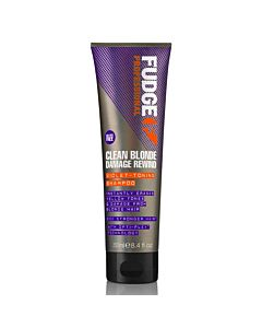 Clean Blonde Damage Rewind Violet-Toning Shampoo 250 ml
