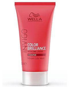 Invigo Color Brilliance Mask dik haar 30 ml