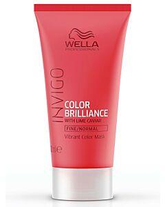 Invigo Color Brilliance Mask fijn en normaal haar 30 ml