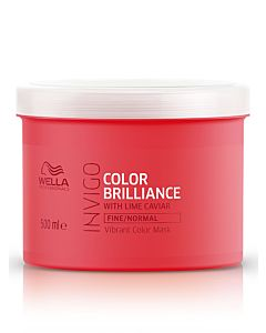 Invigo Color Brilliance Mask fijn en normaal haar 500 ml