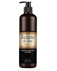Keratin de Luxe Keratin Enrichment Shampoo 500ml