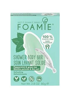 Foamie Body Bar Mint to Be Fresh
