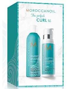 The Perfect Curl Kit & Gift set - Met Gratis Curl Cleansing Conditioner 250ml OP=OP