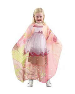 Kapmantel voor kinderen Princess