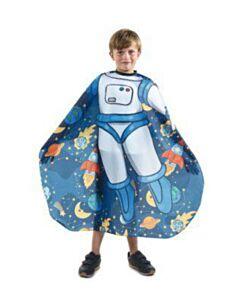 Kapmantel voor kinderen Space Heroes