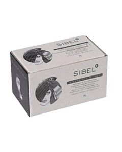 Sibel Rol Aluminium in Dispenserdoos Zilver 150mx12cm