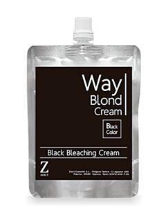 Black Bleaching Cream