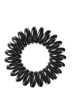 Spiradelic Haarelastiekjes - Zwart