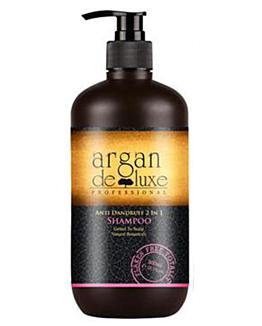 Argan de Luxe Anti-Dandruff 2 in 1 Shampoo