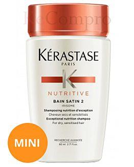 Bain Satin 2 Shampoo Mini 80ml