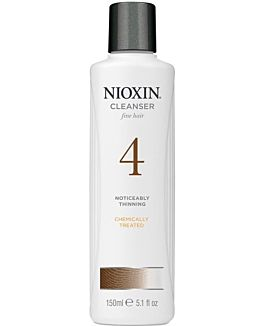 Cleanser System 4 1000 ml incl. pomp